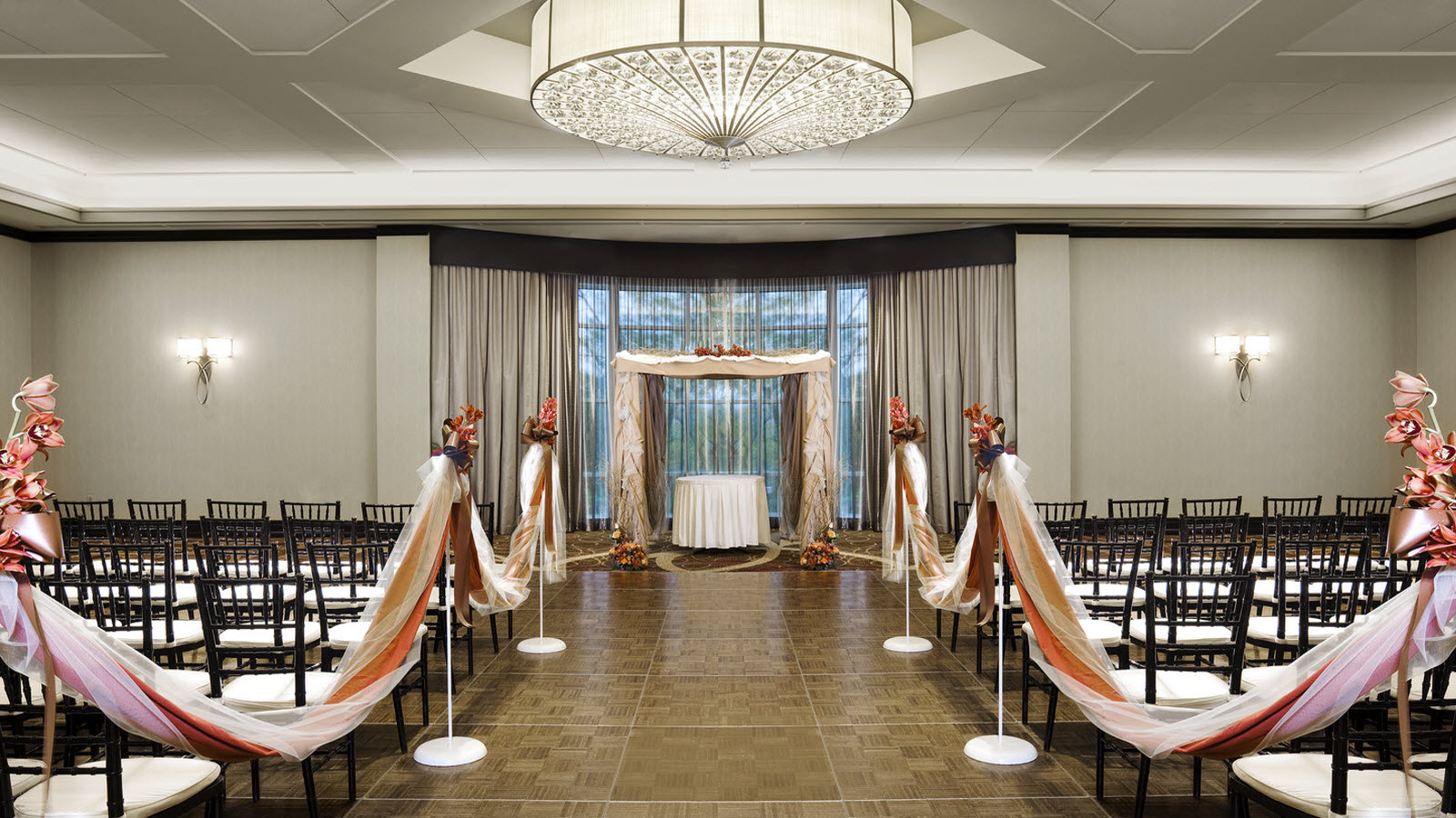 Sheraton Needham Wedding Ballroom