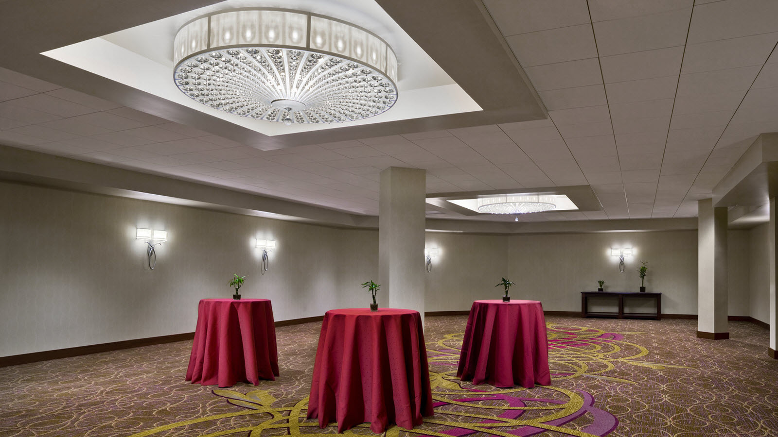 Small Needham Wedding Ballroom